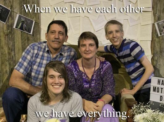 family w quote