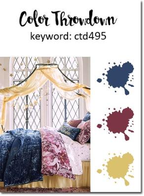 Color Throwdown 495