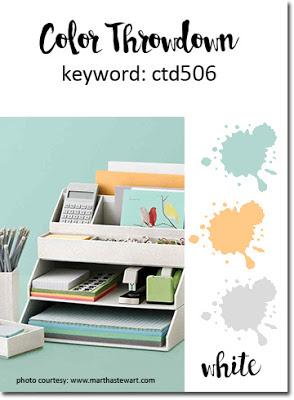 Color Throwdown 506