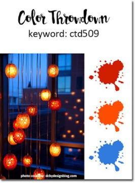 Color Throwdown 509