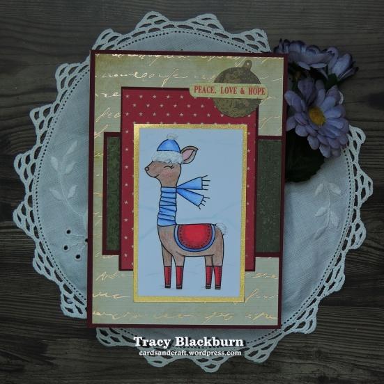 10 Llama Christmas.JPG