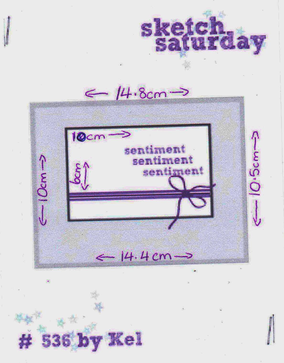 Sketch Saturday 536