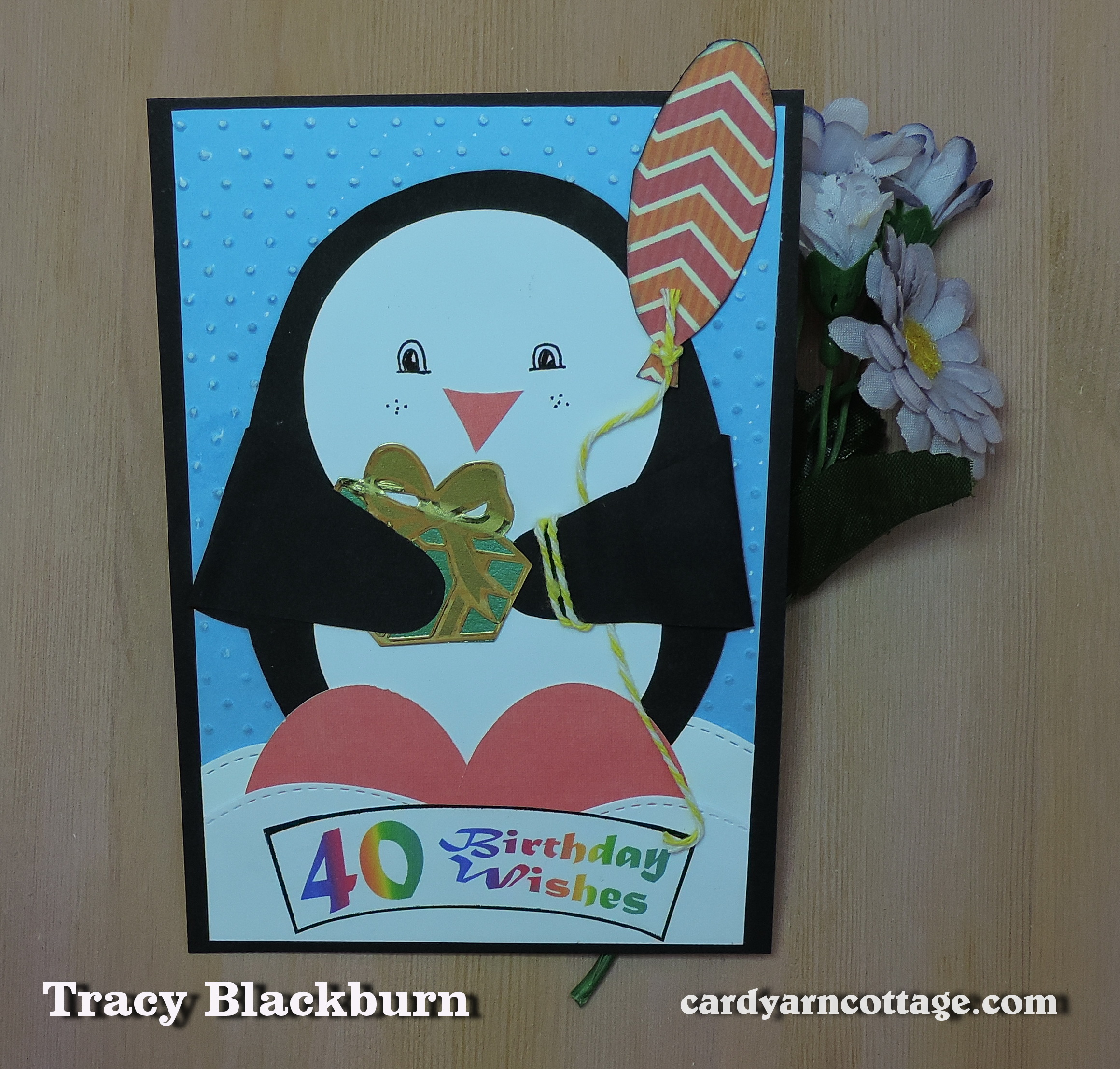 11 Penguin Birthday