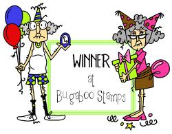 Bugaboo Winner badge