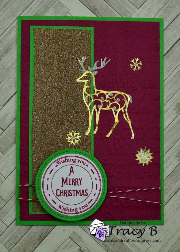 07 27 Reindeer Christmas