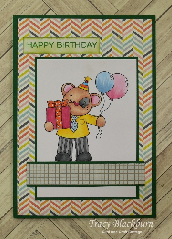 08 29 Birthday Bear