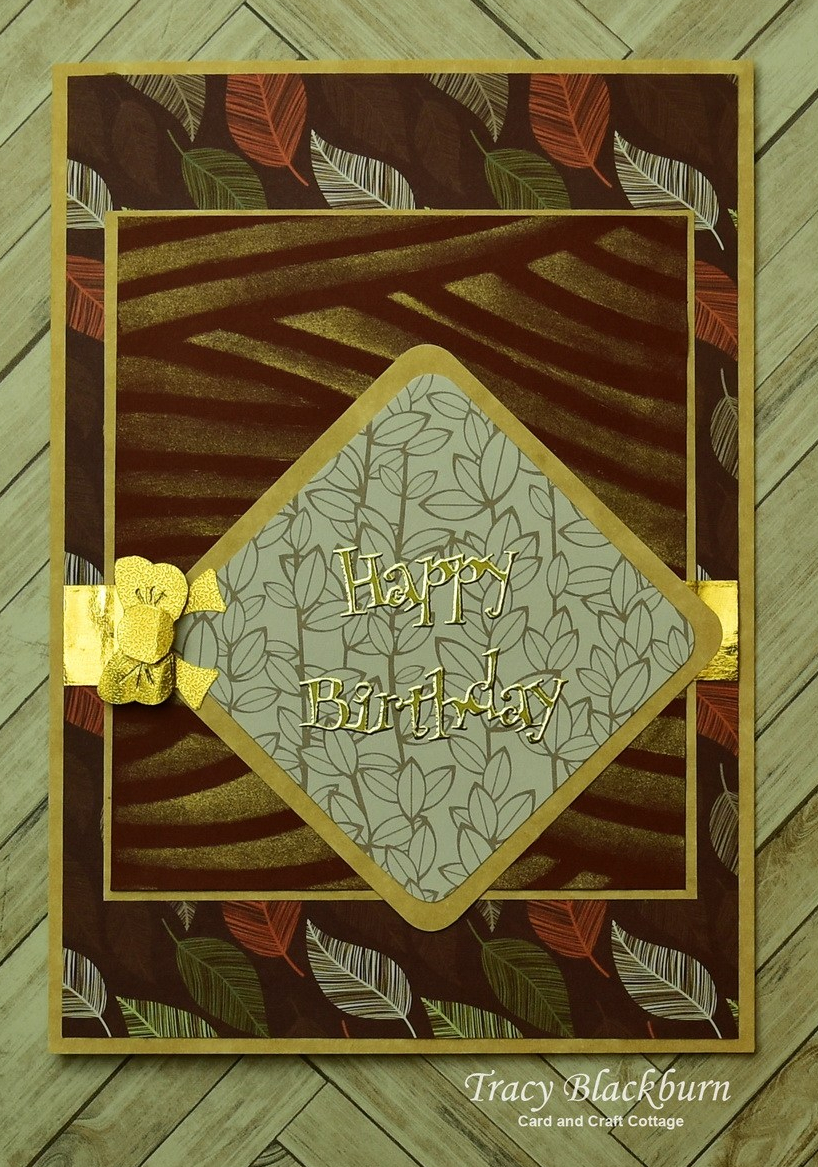 11 23 Gold White Brown