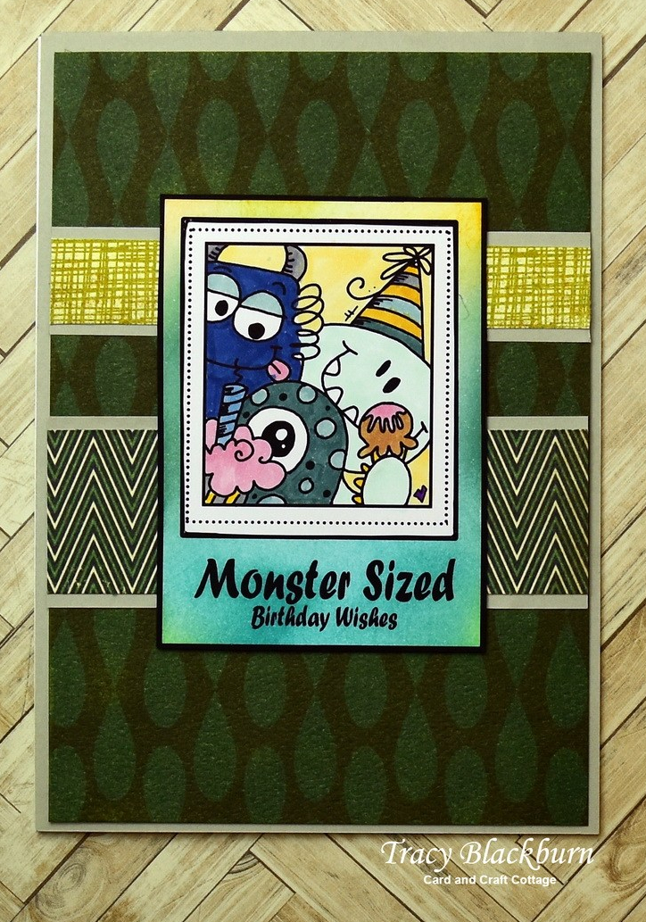 11 24 Monster Birthday