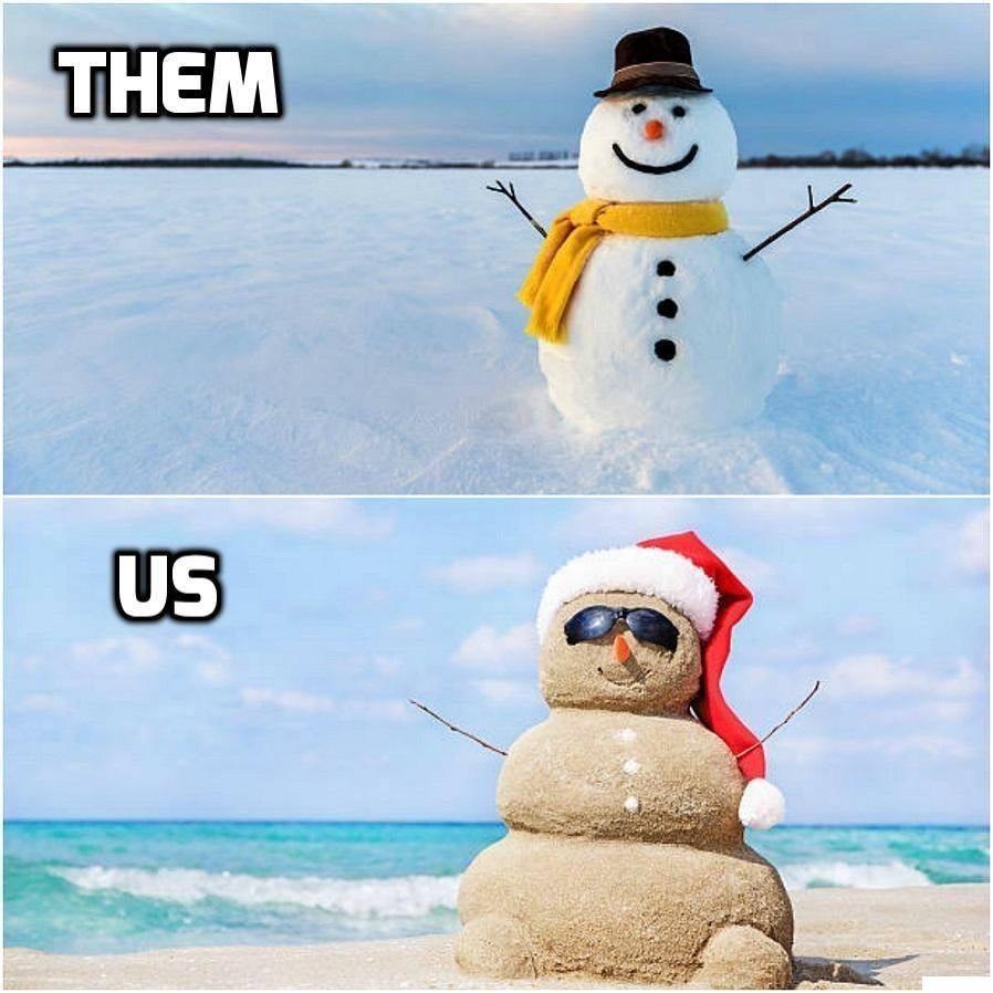 christmas comparison