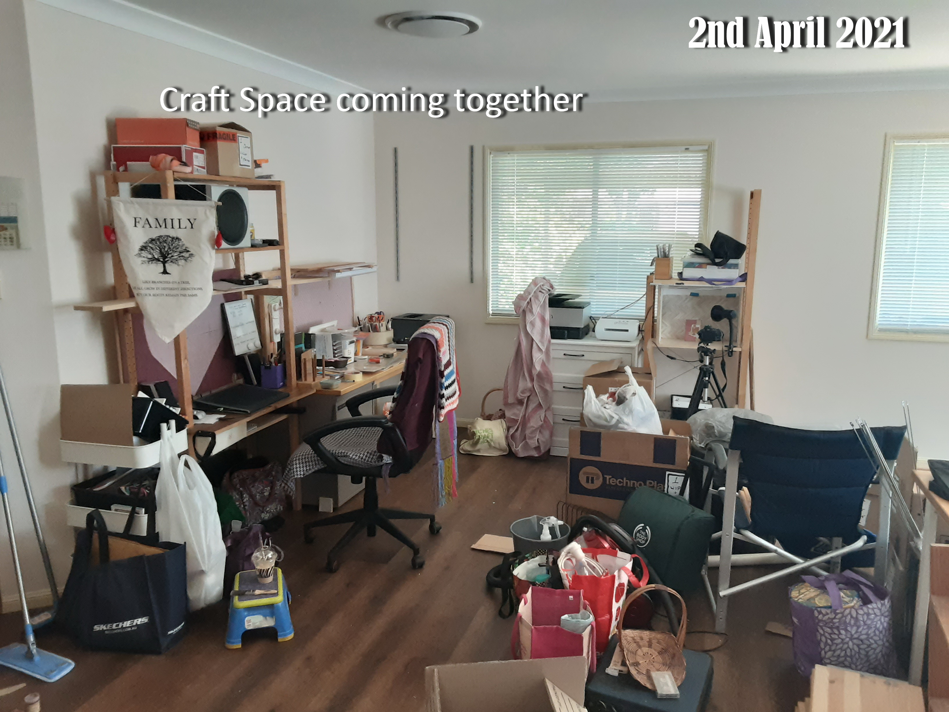 craft space 2 April 2021